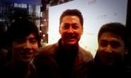 映画「冷静と情熱のあいだ」出演のアジア俳優マイケル ウォン