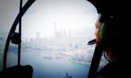 マイケル ウォンの操縦で空の旅へ